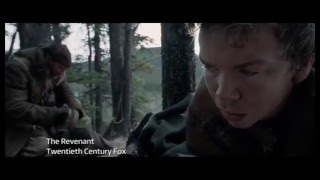 Will Poulter talks The Revenant and ,,eyebrows of satan