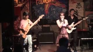 """ハビキノ・ユーノス""""WOMAN""""月影アルペジオ6 in 谷町PAGE ONE 2014/07"""