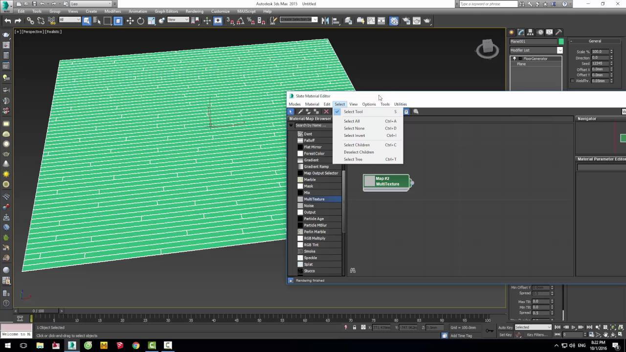 How to install plugin Floor generator in 3ds max - YouTube
