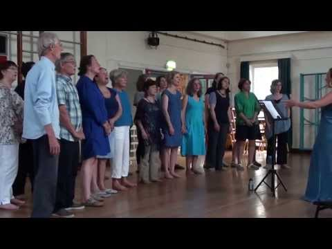Acland Burghley Harmony Singers - Step By Step - Summer Concert 2015