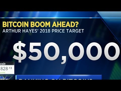 Bitcoin To Hit $50,000 By Year-End Says Arthur Hayes,  BitMEX CEO