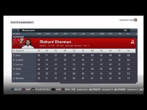 Bucs add CB Richard Sherman to injury-ravaged secondary