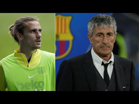 Is Quique Setien set to CHANGE formation ahead of Barcelona vs Napoli?