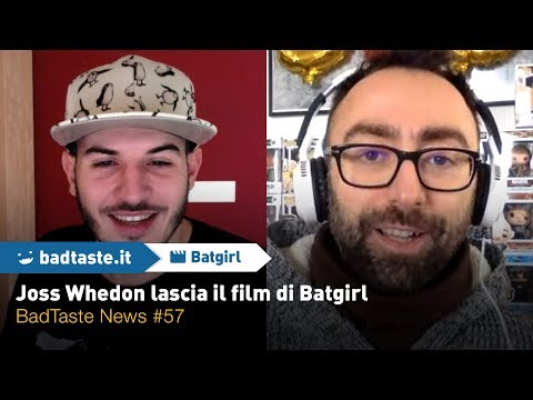 Joss Whedon lascia Batgirl - BadTaste News #57
