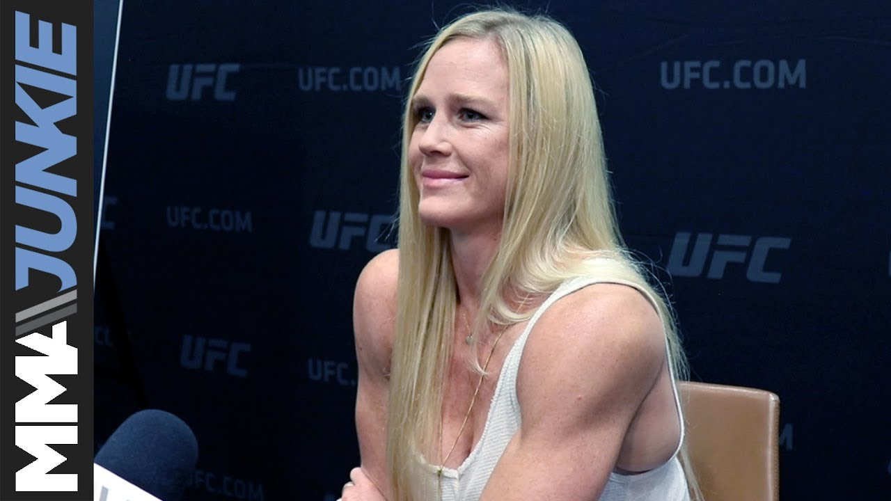 5885cb6ee7ca Holly Holm appreciates Amanda Nunes, but plans on beating her