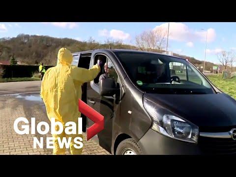 Coronavirus Outbreak: European Countries Expand Quarantine Measures As Cases Rise