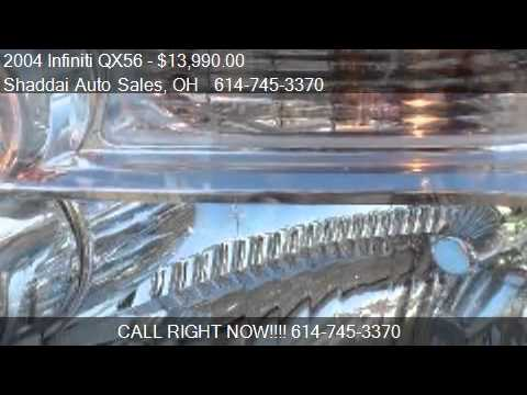2004 Infiniti QX56 LOADED for sale in Whitehall, OH 43213 at