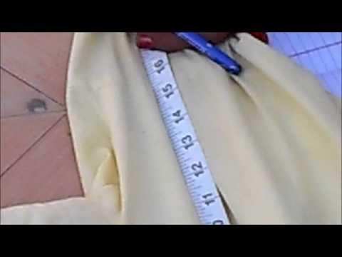 1. Taking Measurements of Kurta - ★★Punjabi Kurta Pajama★★ PUNJABI