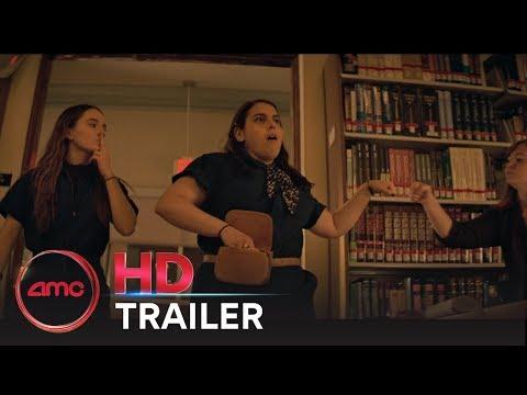 BOOKSMART – Official Green Band Trailer (Skyler Gisondo, Kaitlyn Dever)   AMC Theaters (2019)