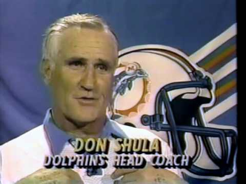 1993 Pre Season Interview With Don Shula