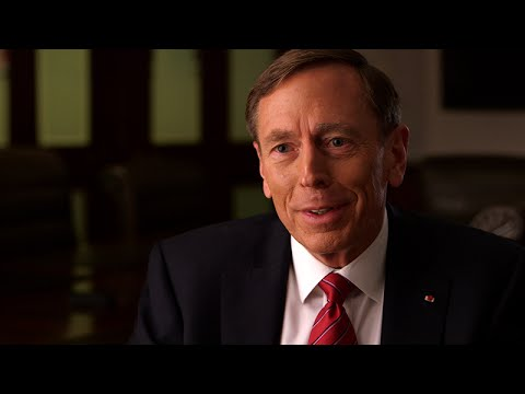 David Petraeus: Four Tasks of a Strategic Leader