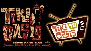 Tiki Oasis Marketplace Cocktail Hour
