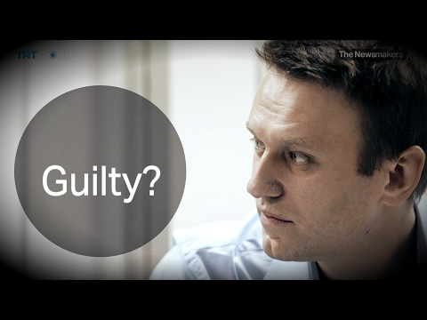 The Newsmakers: Alexey Navalny's trial