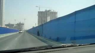 New way home to South Ridge around old town, Burj City