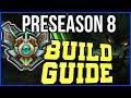 STRONGEST Warwick Jungle Runes/Items FOR CARRYING - Preseason 8 Warwick Jungle Build Guide