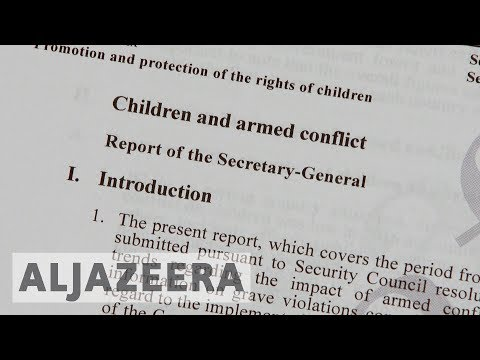 UN to include Saudi-led coalition on a child rights blacklist