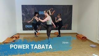 Power Tabata - Intensives Intervalltraining 35min - medifit Wolfhagen