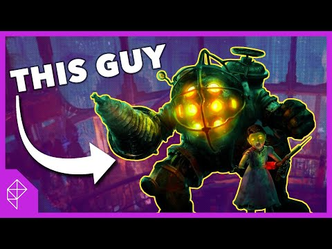 The moment BioShock stops being a horror game