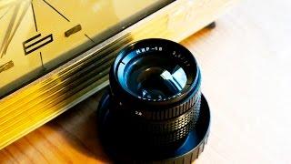 мир 1в - 37mm f/2.8 - Пример видео