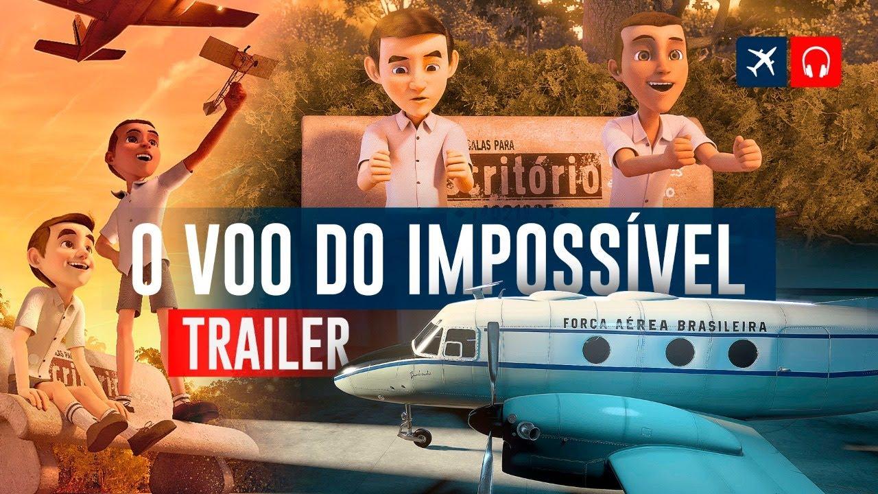 O voo do impossível - Trailer Oficial