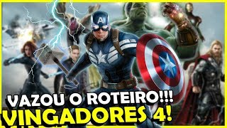 BOMBA! VAZOU ROTEIRO DE VINGADORES 4 thumbnail