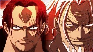 One Piece AMV - Shanks & Rayleigh Tribute - ♫Starset - Starlight♫ HD thumbnail