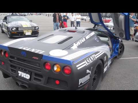 2009 Gumball 3000 – Shelby Supercars Ultimate Aero