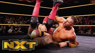 "Isaiah ""Swerve"" Scott vs. Dominik Dijakovic: WWE NXT, Nov. 6, 2019"