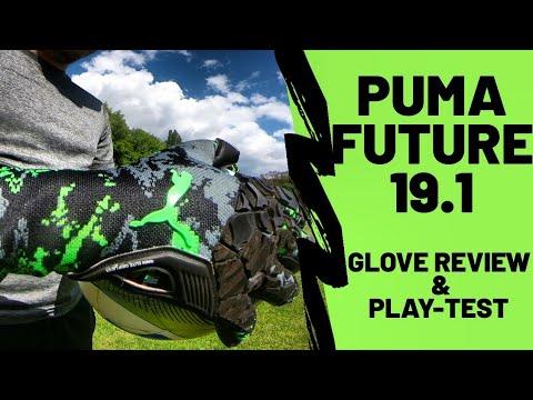 Puma Future 19.1 Play-Test: Goalkeeper Glove Review