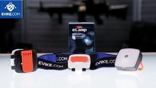 Evike.com e-Light 3-in-1 Multi-Function Head Lamp - Airsoft Evike.com