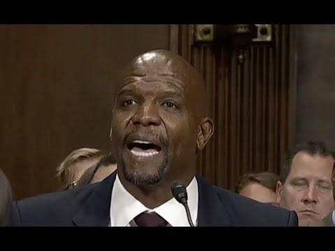 Actor Terry Crews EXPOSES Hollywoods DIRTIEST secrete to Congress