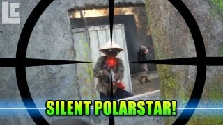 magpul polarstar with suppressor and ragecams lens airsoft hollywood sports park gameplay
