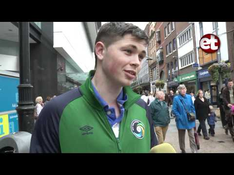 Ireland at the Euros (The Public Opinion)
