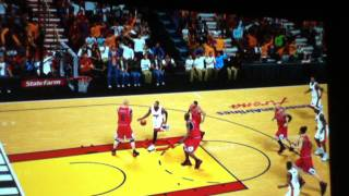 NBA 2K12 - Where's the CHARGE???