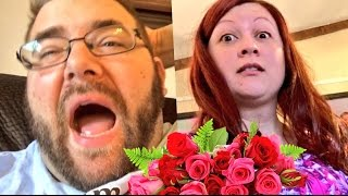 DOES SHE HAVE A BOYFRIEND ON THE SIDE? HUSBAND GETS TRIGGERED!