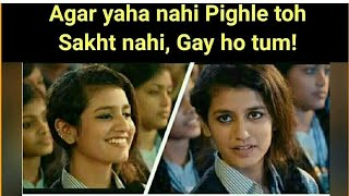 priya prakash varrier || India's new crush is here