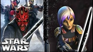 Video The Darksaber The First Lightsaber - Star Wars Theory download MP3, 3GP, MP4, WEBM, AVI, FLV Juli 2018