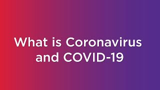 COVID-19 and Epilepsy: What is Coronavirus and COVID-19?