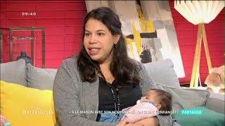 REPLAY - À la maison avec mon nouveau né - La Maison des Maternelles