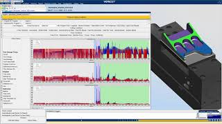 What's New in VERICUT 9.2 - New Dockable Graphs and Tool Use Windows
