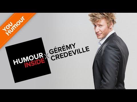 HUMOUR INSIDE - Gérémy Credeville