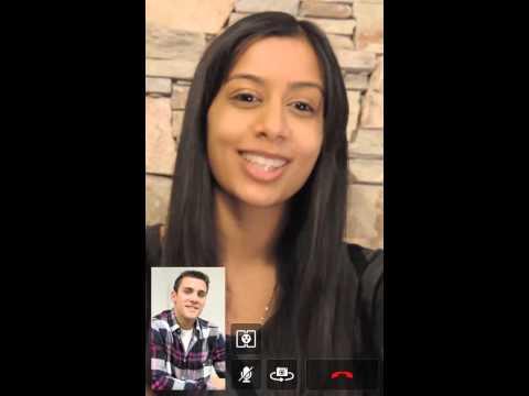 BBM Video Call Video