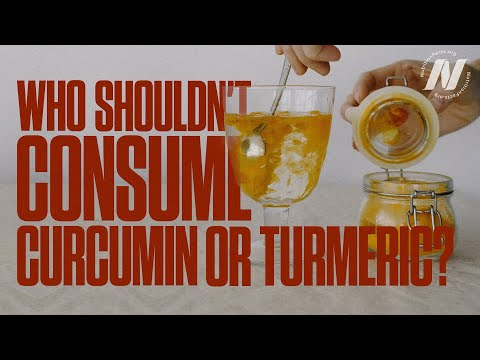Who Shouldn't Consume Curcumin or Turmeric?