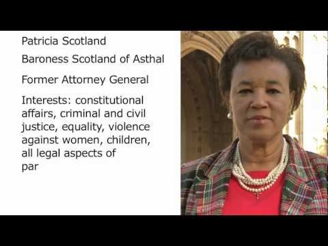 Stories of Democracy: Baroness Scotland of Asthal