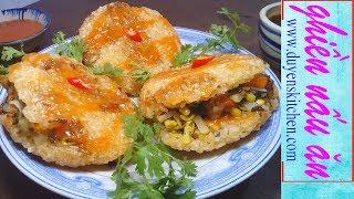 Cách Làm Xôi Chiên Chay By Duyen's Kitchen | Ghiền Nấu Ăn