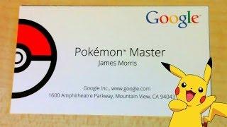 Google Maps Pokémon April Fools REWARD (it's real!) Free HD Video