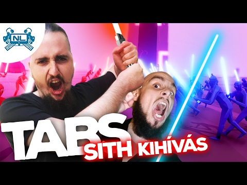 SITH CHALLENGE!!!│Totally Accurate Battle Simulator 8.rész HUN Magyar