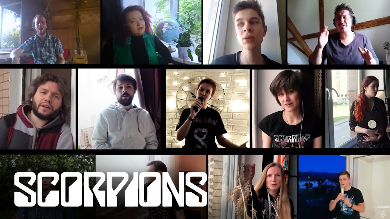 """Sign of Hope"" – From Scorpions Fans in Russia (Cover Video)"