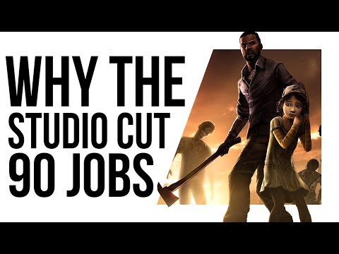 Here's what happened at Telltale Games