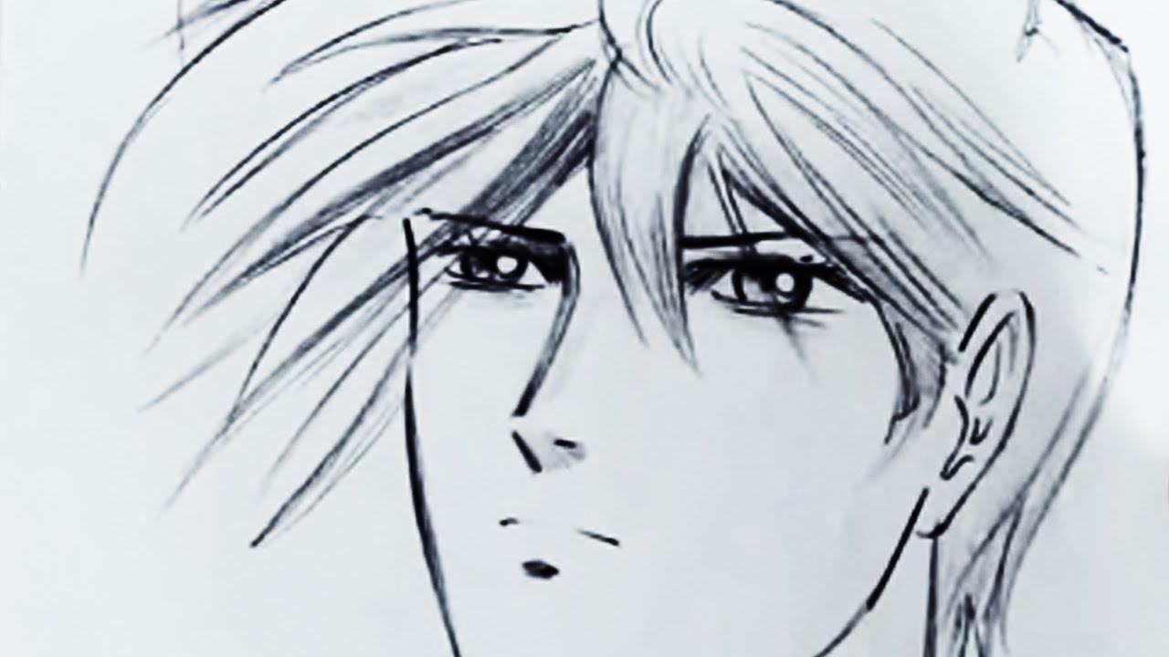 How To Draw A Manga Boy Teenager (step By Step)